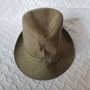 Tan Men's Fedora M/L